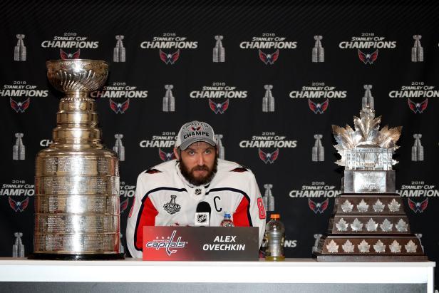 SPO-HKO-HKN-2018-NHL-STANLEY-CUP-FINAL---GAME-FIVE