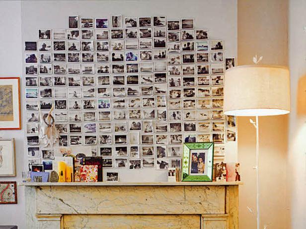 Bilder und Fotos geben jeder Wohnung einen persönlichen Touch.