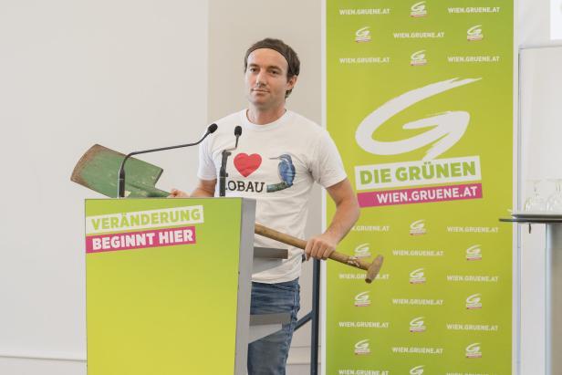 Landesversammlung der Grünen Wien