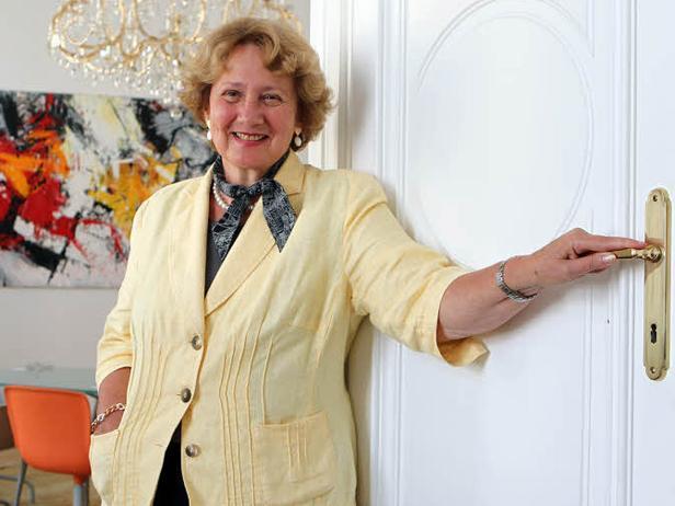 Margret Funk ist Expertin in der heimischen Immobilien-Branche.