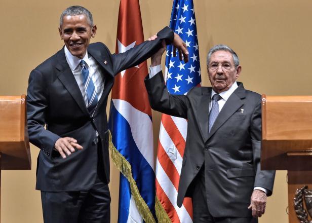 FILES-CUBA-POLITICS-CASTRO-OBAMA