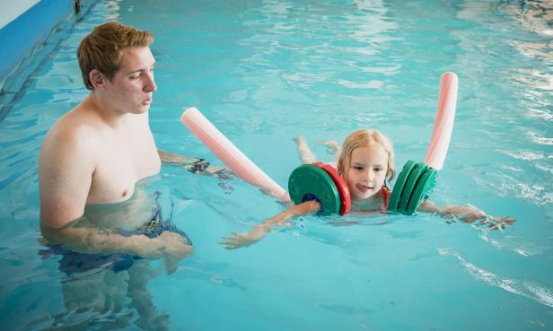 Schwimmlehrer Fabian