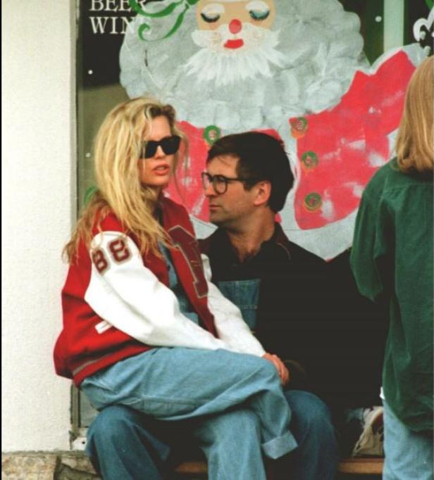 Kim und Alec mitte der 1990er Jahre