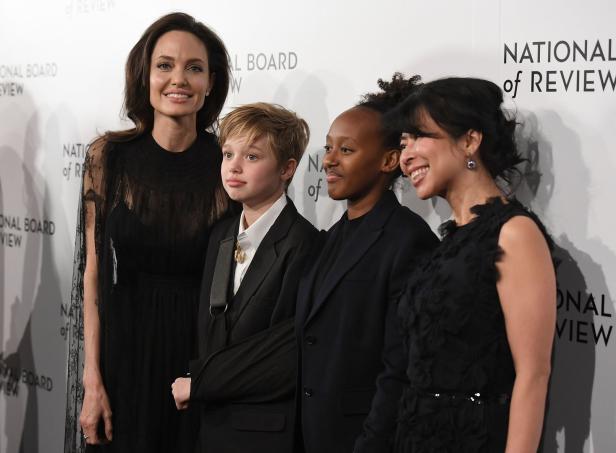 US-ENTERTAINMENT-FILM-NBR-AWARDS
