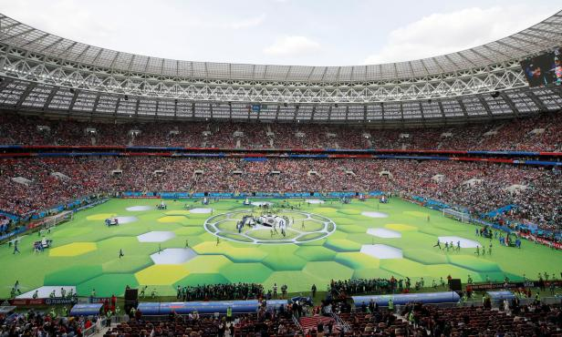 World Cup - Opening Ceremony