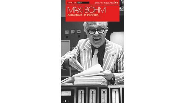 KURIER Edition Kabarett: Maxi Böhm