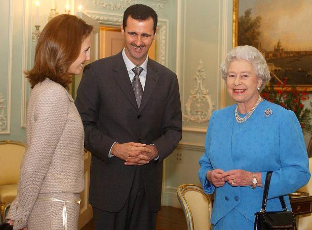Syriens First Lady Hat Brustkrebs Von Der Rose Zur Hexe Kurier At