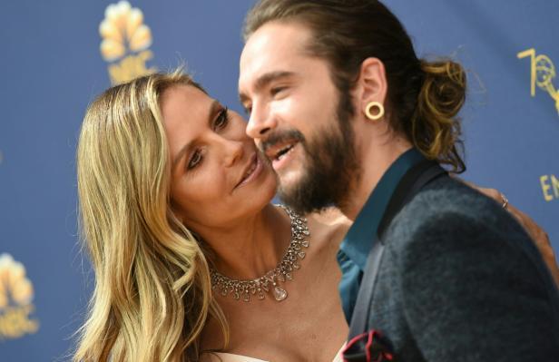 Einseitige Liebesshow Tom Kaulitz Ignoriert Klum Bei Den Emmys