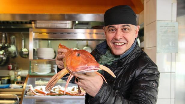 Fischrestaurant Umar…