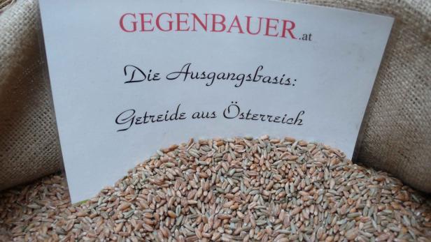 Heimatverbunden: die Zutaten für Erwin Gegenbauers Malzessig.