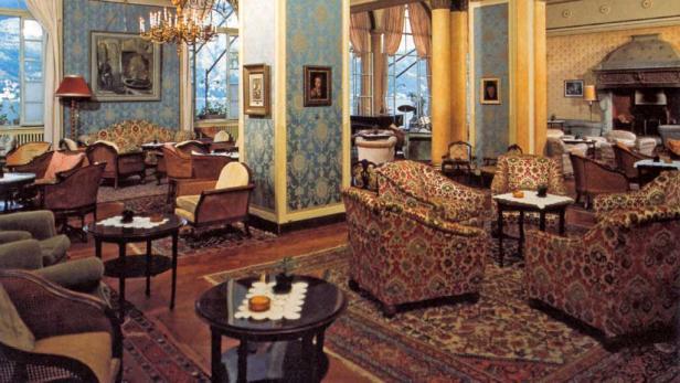 Villa Serbelloni - hier entspannen schicke Gäste aus aller Welt.