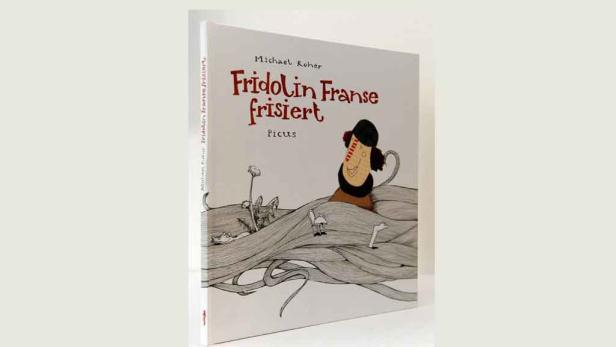 """Trio-Werk: Monika Helfer & Michael Köhlmeier schrieben, Barbara Steinitz illustrierte """"Rosie und der Urgroßvater"""""""