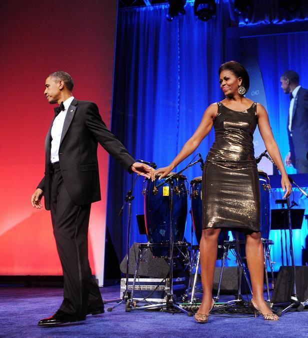 Michelle Obama Ein Mann