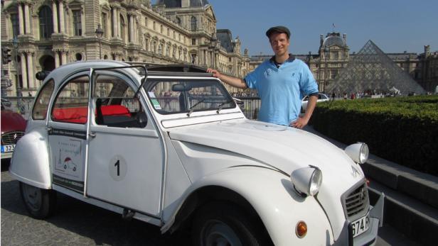 Luxustour auf der Seine mit den Yachts de Paris