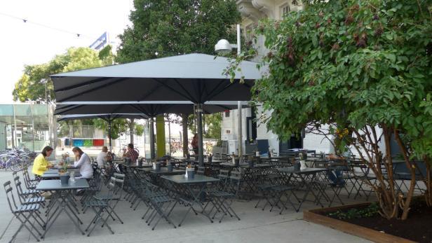 China Bar an der Wien, Margareten, 5. Bezirk