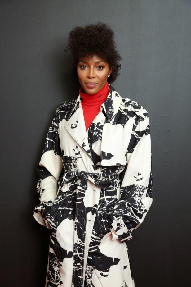 Naomi Campbell Gewährt Seltenen Blick Auf Ihr Eigenes Haar Kurierat