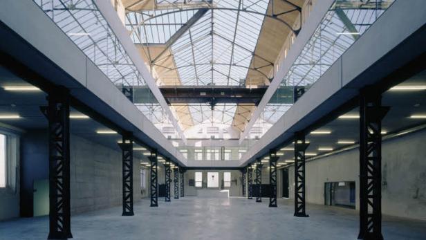 Einkaufszentrum EO in Oberwart.