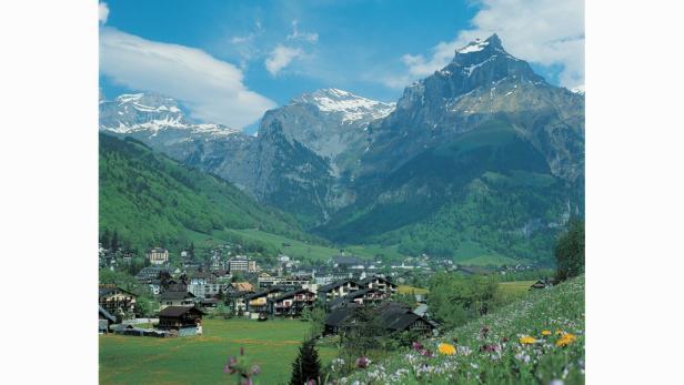 360 Kilometer Wanderwege und fünf Kletterpfade: Engelberg im Herzen der Schweiz hat die Auswahl.