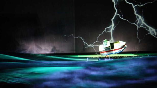 Szenenfoto aus InselX