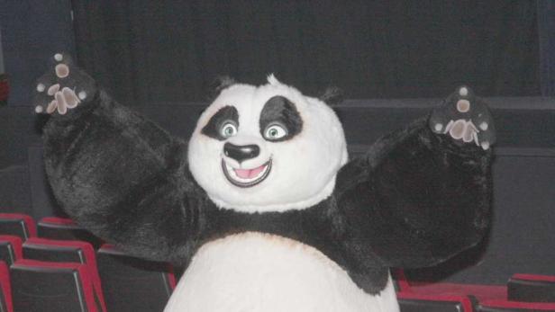 Szene aus Kung Fu Panda2