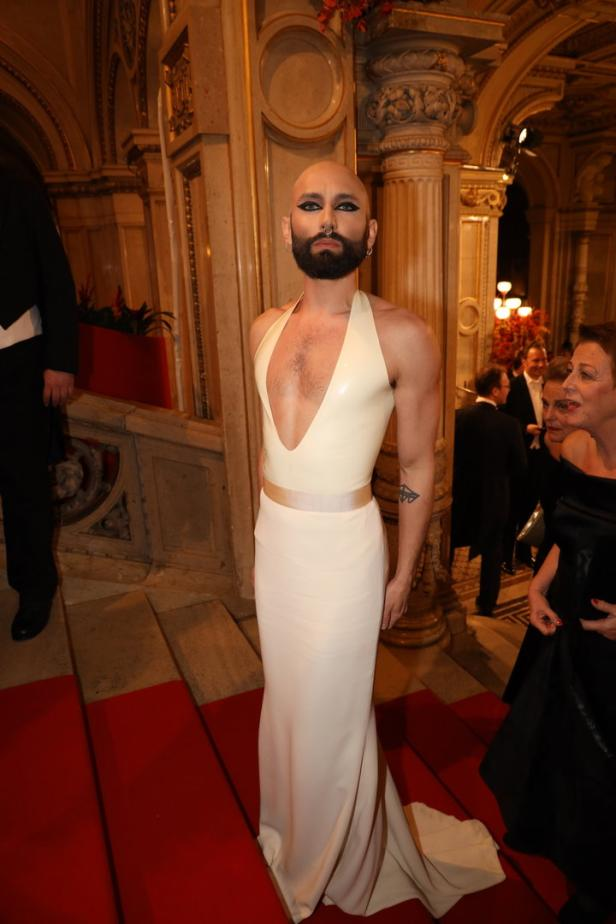 Conchita Wurst Opernball