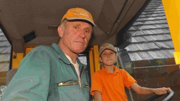 Dramatische Szenen: Seilbergung in der Steiermark