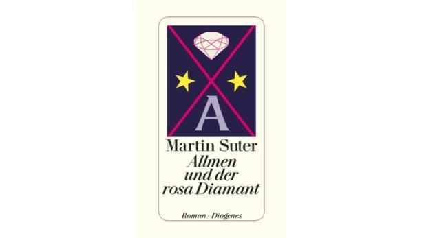 Fingerübung, Teil 2: der Schweizer Bestsellerautor Martin Suter