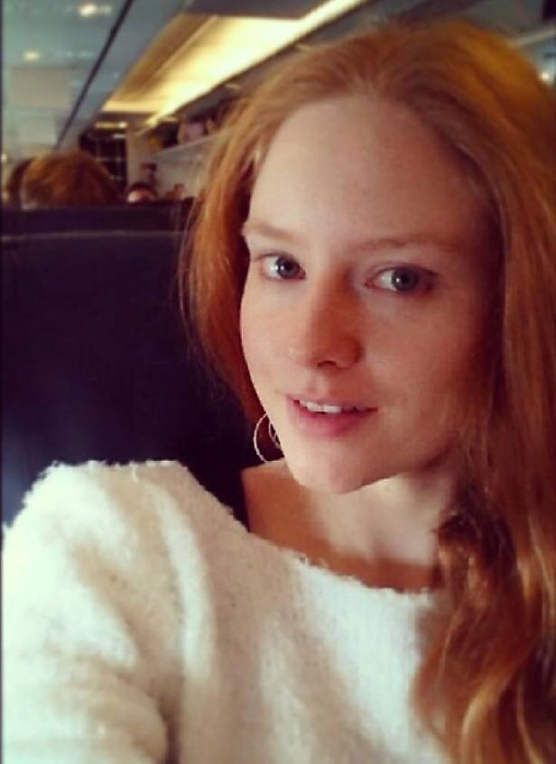 Ungeschminkt: Charlene zeigt ihre Augenringe   kurier.at