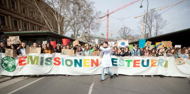 Klima Demo Wien News: Wien: Speakers' Corner Statt Ringstraßen-Demo
