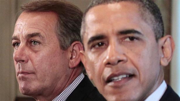 Obama hat nur noch wenig Zeit eine Einigung in Sachen Schuldenobergrenze zu erwirken.