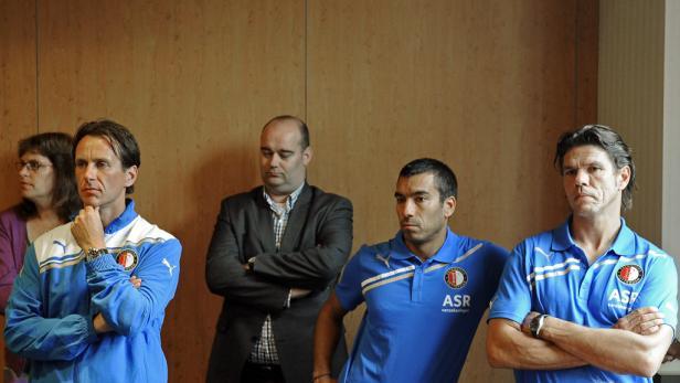 Verrückt: Rund um den ehemaligen Innsbruck-Spieler Mario Been hat sich eine ansehnliche niederländische Trainer-Posse abgespielt.