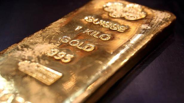 Um exakt 1000 Dollar ist der Goldpreis in den letzten fünf Jahren gestiegen.