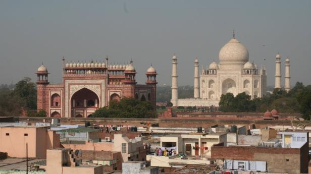 Indien, Taj Mahal…