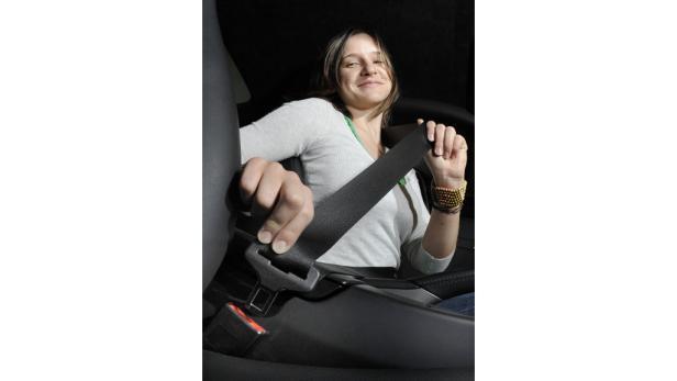 Laut Statistik haben Männer zwischen 30 und 55 Jahren das geringste Gefahrenbewusstsein im Hinblick auf den Sicherheitsgurt.