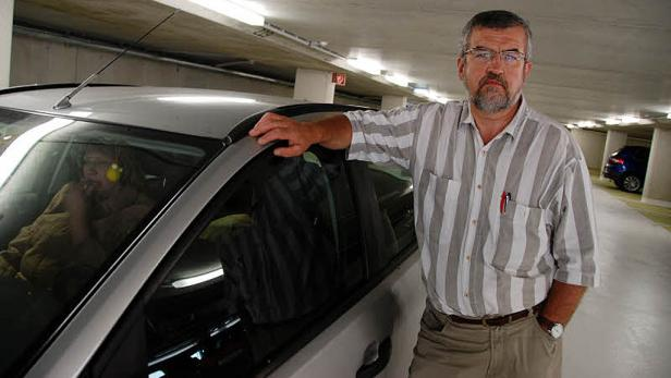 Info-Tafeln sollen den Gästen beim Parken helfen