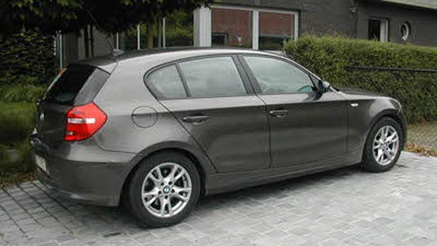 Josef Dangl: 160 cm groß, korpulent, im BMW unterwegs