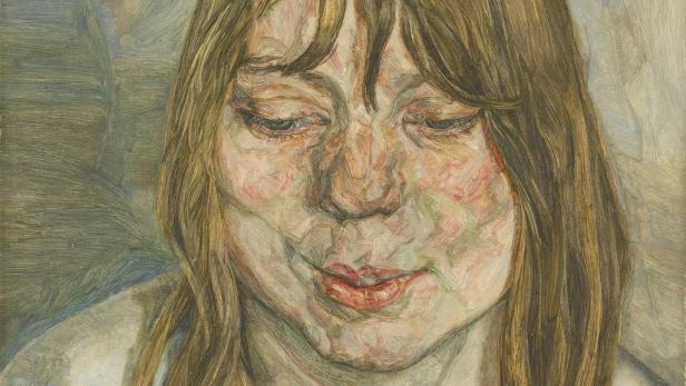 Erbarmunglose Bilder, wildes Leben: Lucian Freud, 1922 - 2011