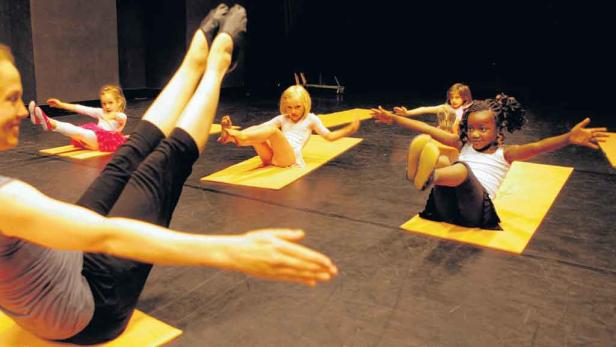 ImpulsTanz-Ballett-Workshop