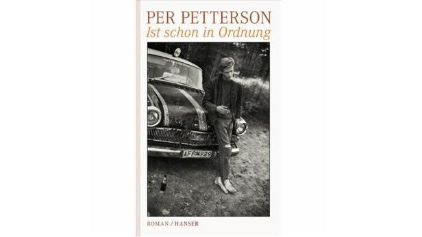 In Norwegen ein Star: der 59-jährige Per Petterson.