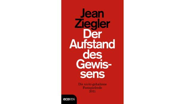 """Jean Ziegler: Kämpfer gegen den Welthunger, UNO-Mann und Buchautor (zuletzt: """"Der Hass auf den Westen"""")."""