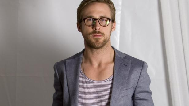 dapdActor Ryan Gosling poses for portraits to promote the film Drive at the 64th international film festival, in Cannes, southern France, Saturday, May 21, 2011. (Foto:Joel Ryan/AP/dapd)