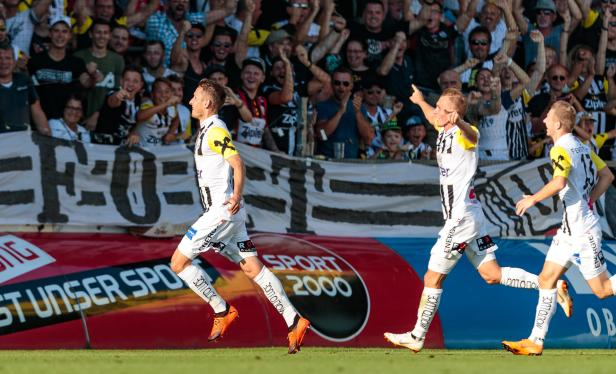 Spielstand 3 Bundesliga