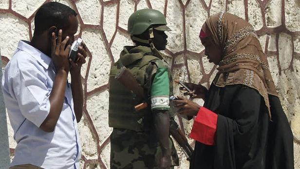 Al-Shabaab-Sprecher Ali Mohamud Rage