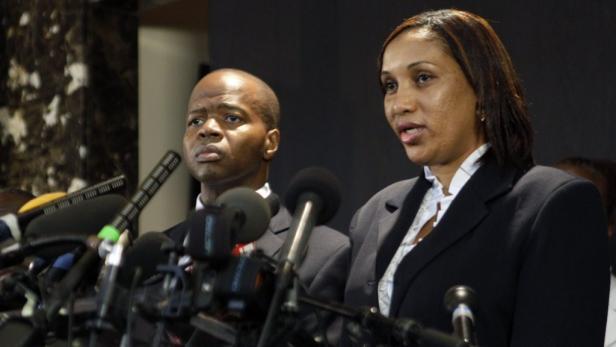 Nafissatou Diallo geht in die Öffentlichkeit