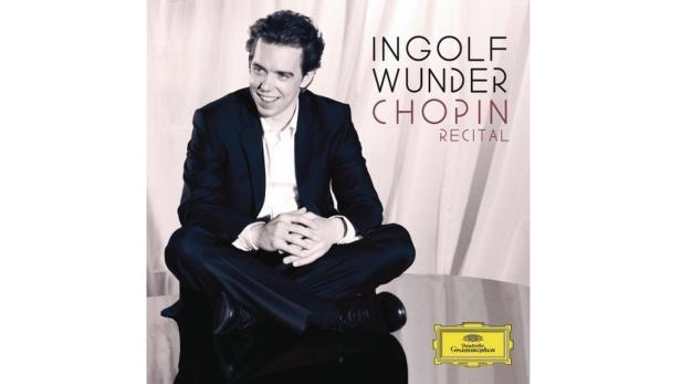 Ingolf Wunder wurde beim Chopin-Wettbewerb Zweiter. Auf CD aber beweist der junge Österreicher, dass er eigentlich jetzt schon ein Erster ist