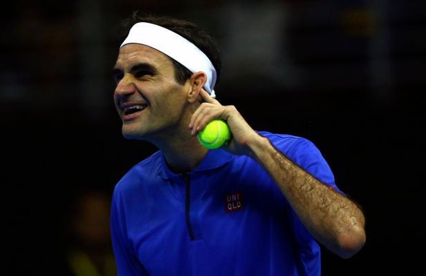 Tennis-Ass Roger Federer: Zehn Millionen Dollar für fünf