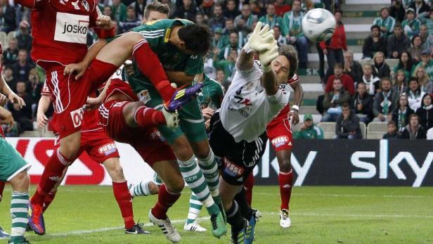 Gebauer parierte in den letzten Partien durchaus teamreif.