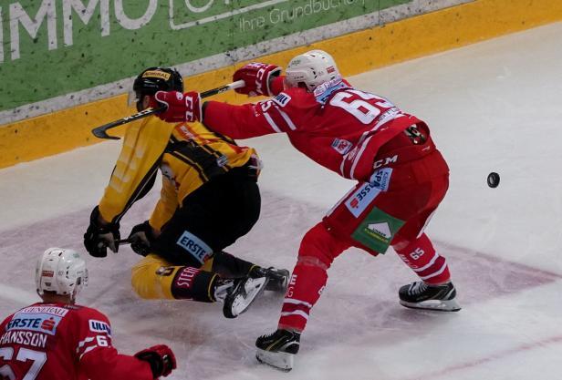 Foul Beim Eishockey