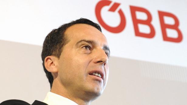 Kosten, Verlust und Personalstand gingen bei der Bahn 2011 nach unten. Bis 2015 muss ÖBB-Chef Kern die Kosten weiter senken.
