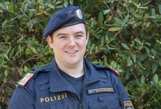 Vom Inspektor zum General - Polizei Polizei